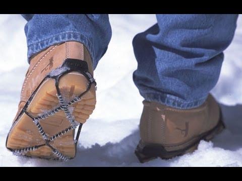 Antideslizante para suela de zapato para caminar en hielo y nieve