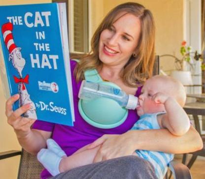 beebo porta biberón tetero, manos libres para bebe, regalo para mujeres embarazadas