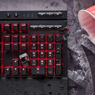 teclado anti derrame, resistente