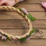 Coronas de flores para el pelo: el tutorial definitivo