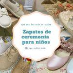 Niños bien calzados en fiestas y ceremonias: tendencias que se llevan