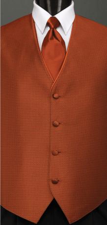Cinnamon Burnt Orange Sterling