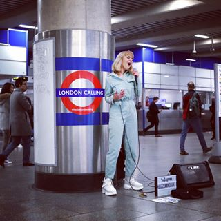 TfL brand partnership Sony London Calling