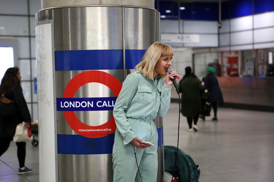 TfL rebrand The Clash London Calling