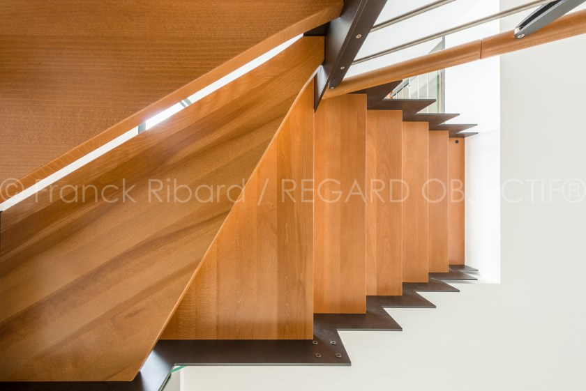 photographie de franck ribard - regard objectif - photographe architecture lyon - SGB construction