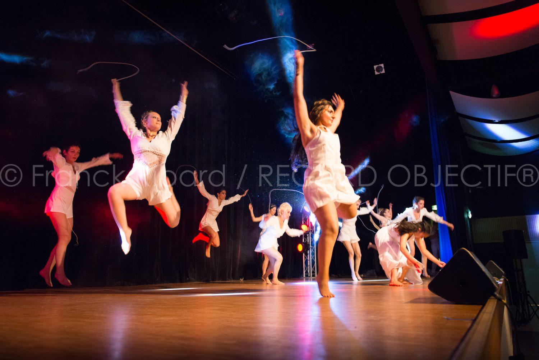 photographie de Franck Ribard - regard objectif - Gala de danse