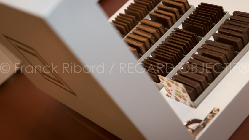 photographie de Franck Ribard - regard objectif - photographe d'illustration à Lyon - Salon du chocolat de Lyon