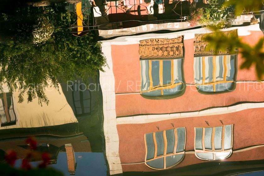 photographie de Franck Ribard - regard objectif - photographe d'illustration à Lyon - Vieil Annecy
