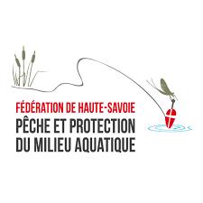 logo Fédération de Haute-Savoie pêche et proctection du milieu aquatique