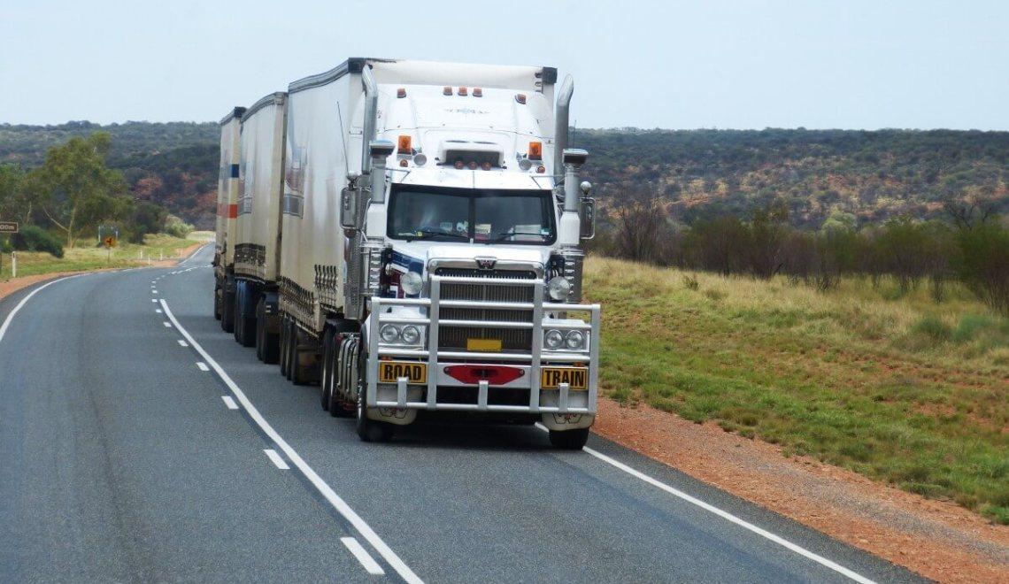 Les routes d'Australie