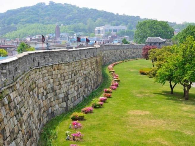 La ville d'Incheon en Corée du Sud