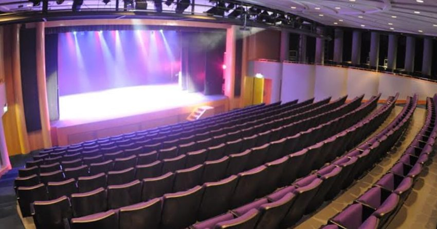 Une salle de spectacle à Jérusalem