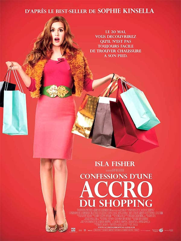 Confession D'une Accro Du Shopping Streaming : confession, d'une, accro, shopping, streaming, Confessions, D'une, Accro, Shopping, Regarder, Films