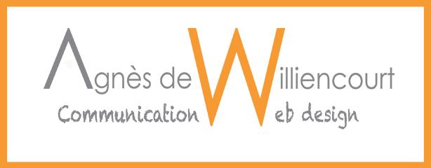 logo-agnes-de-williencourt- web design