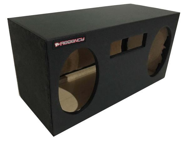 "Regency - Cod 485 - Box Pick Up 2x6,9"" com CD Player"