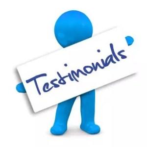 Testimonials - Regency DRT