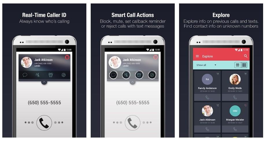 Caller Identification App (CIA)