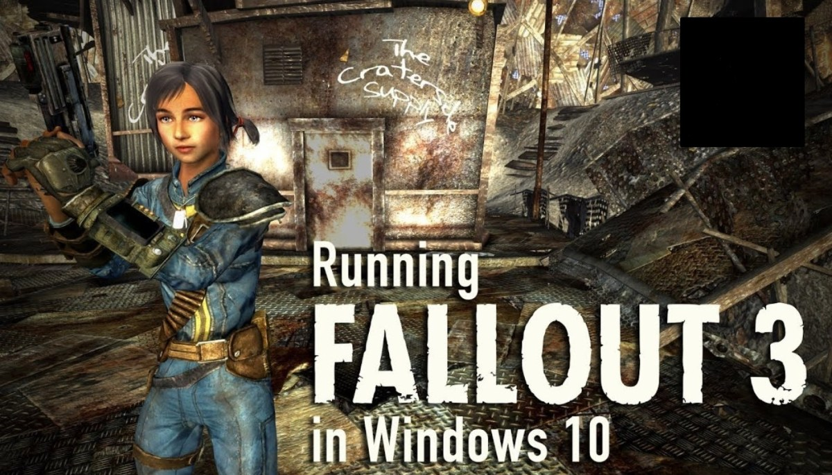How to Play Fallout 3 on Windows 10