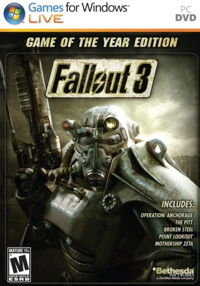 windows live fallout 3