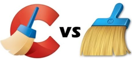 Clean Master and CCleaner