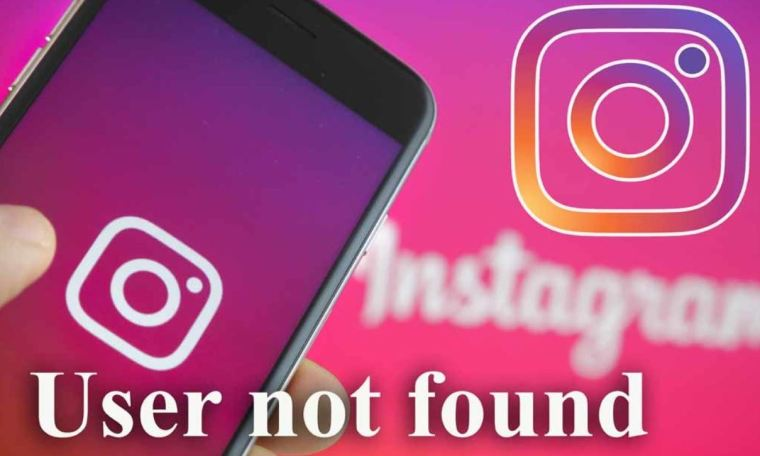 Instagram User Not Found