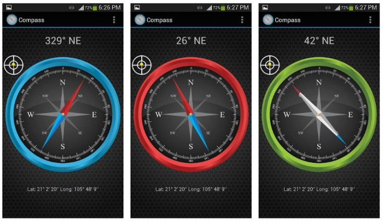 Best Compass Apps for Android: Accurate Compass