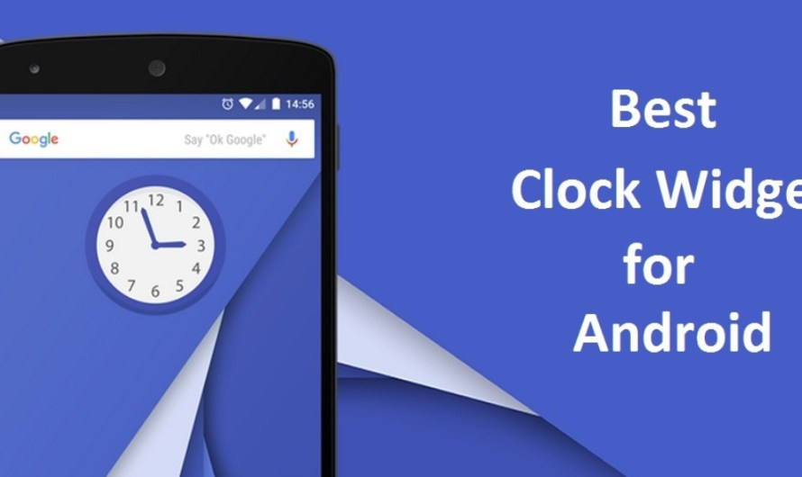 10 Best Clock Widgets for Android