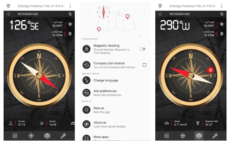 Best Compass by Netigen