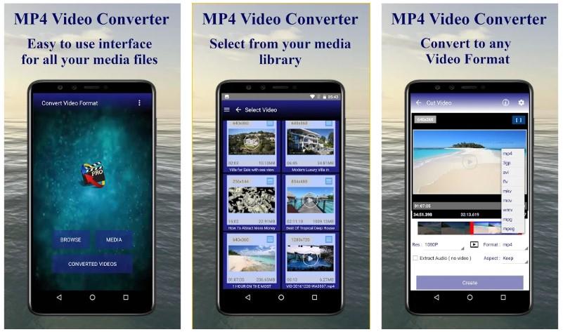 MP4 Video Converter