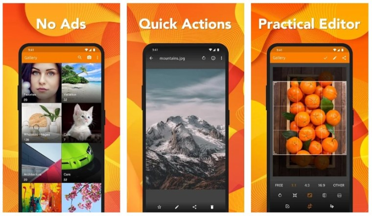 Best Gallery Apps for Android: Simple Gallery
