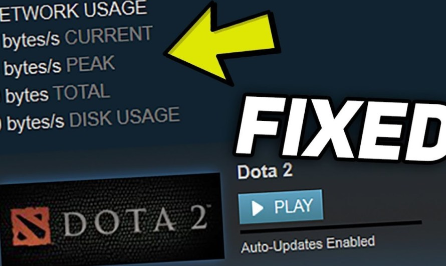 Steam Download Slow, Here's The Fix