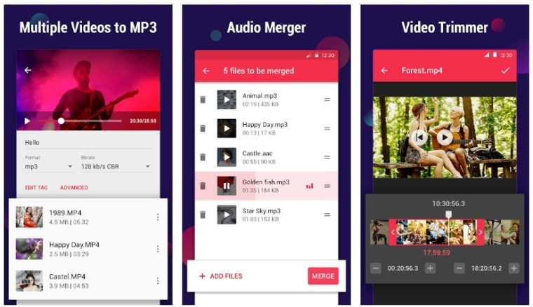 Video to MP3 Converter InShot