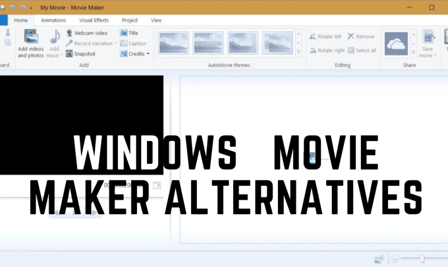 9 Best Windows Movie Maker Alternatives