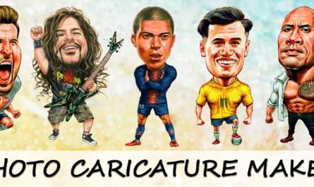Best Caricature Maker Apps