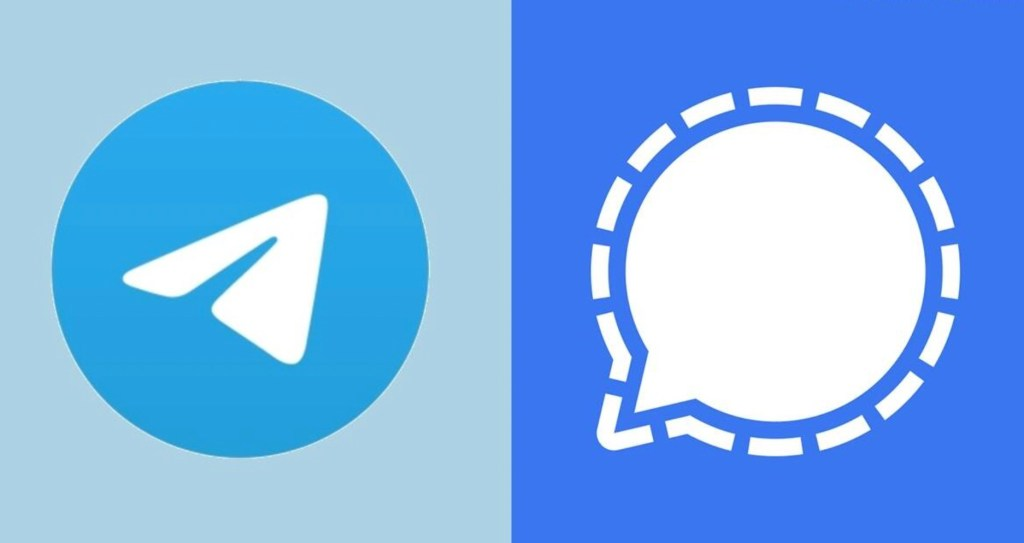 Signal vs Telegram