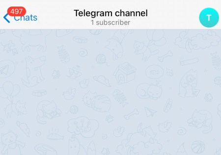 now your channel is successfully set up