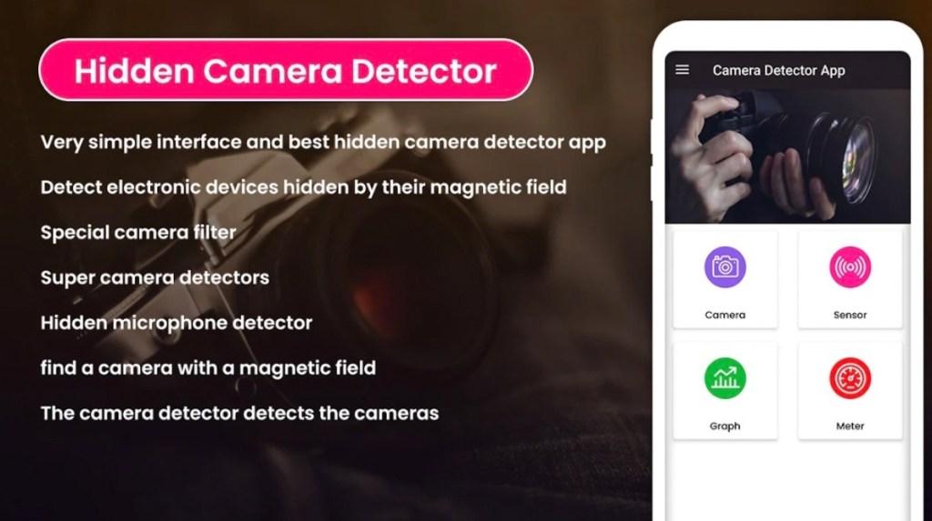 Hidden Camera Detector/Finder