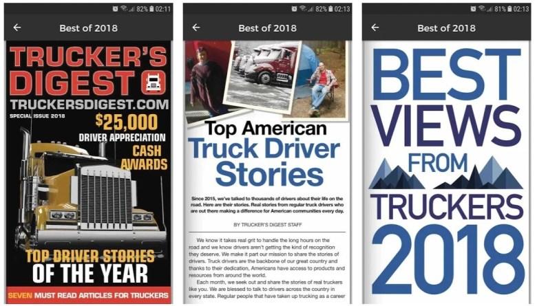 Trucker's Digest