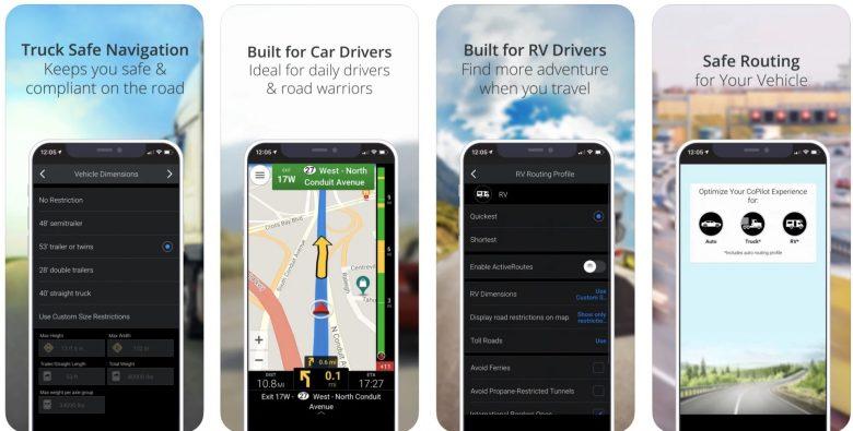 CoPilot GPS Navigation & Traffic