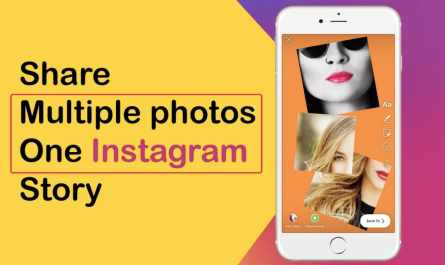 How to Add Multiple Photos to One Instagram Story