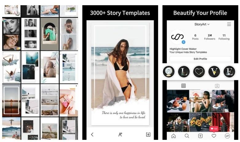Best Apps for Instagram Stories: StoryArt