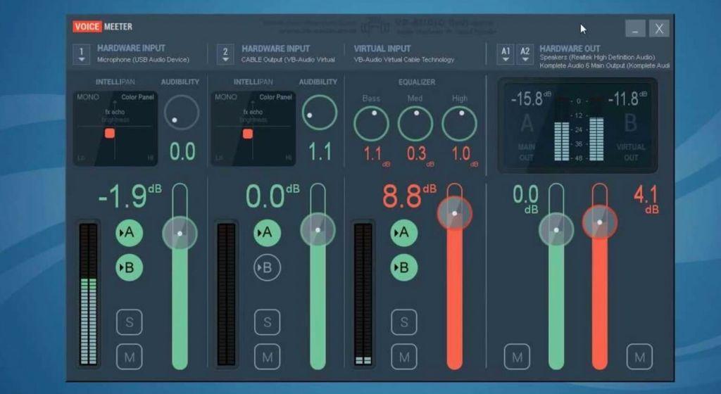 Best VB-Audio VoiceMeeter Alternatives