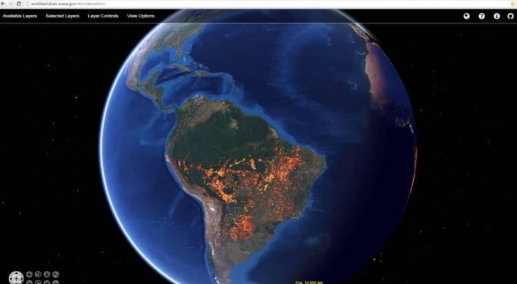 NASA WorldWind