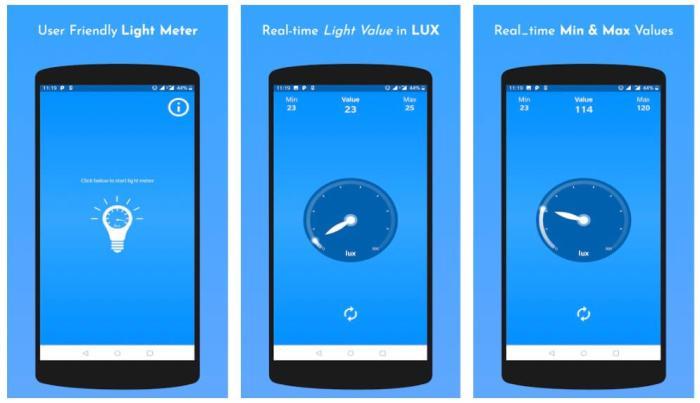 Light Meter by WonderTech Studio