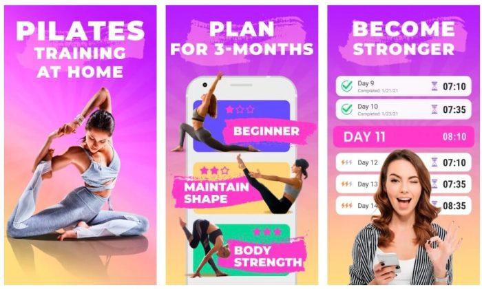 Pilates Workout Routine