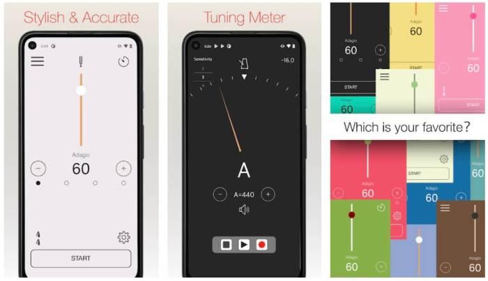 Smart Metronome & Tuner