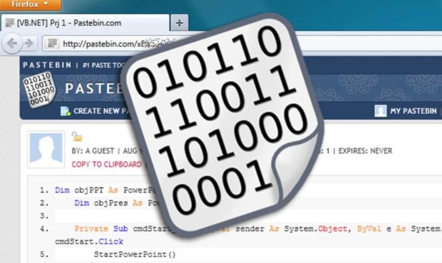 7 Best Pastebin Alternatives and Similar Sites