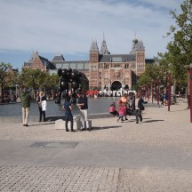 Museumplein / Rijksmuseum