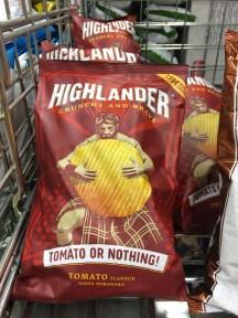 Tomato or Nothing!