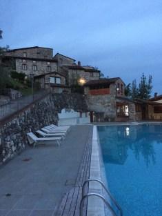 Borgo Giusto by night